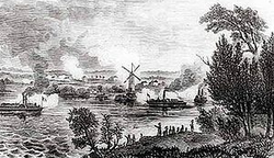 Battle of the Windmill - Ontario