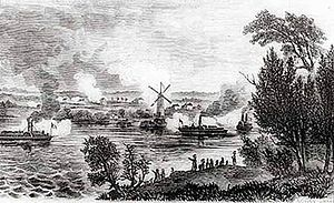 Battle of the Windmill - Ontario