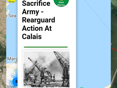 Rear Guard Action - The Sacrifice Army