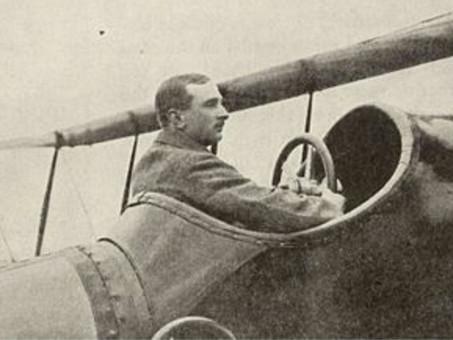First British Air-raid of WW1