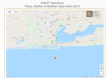 IMB ICC - Cargo Theft - @IMB_Piracy  #piracy #marsec