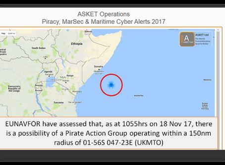 EUNAVFOR - PAG Pirate Action Group Operating in Somali Basin #piracy #marsec @IMB_Piracy @IMOHQ #ukm