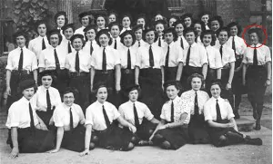 Female Code Breakers at Bletchley Park