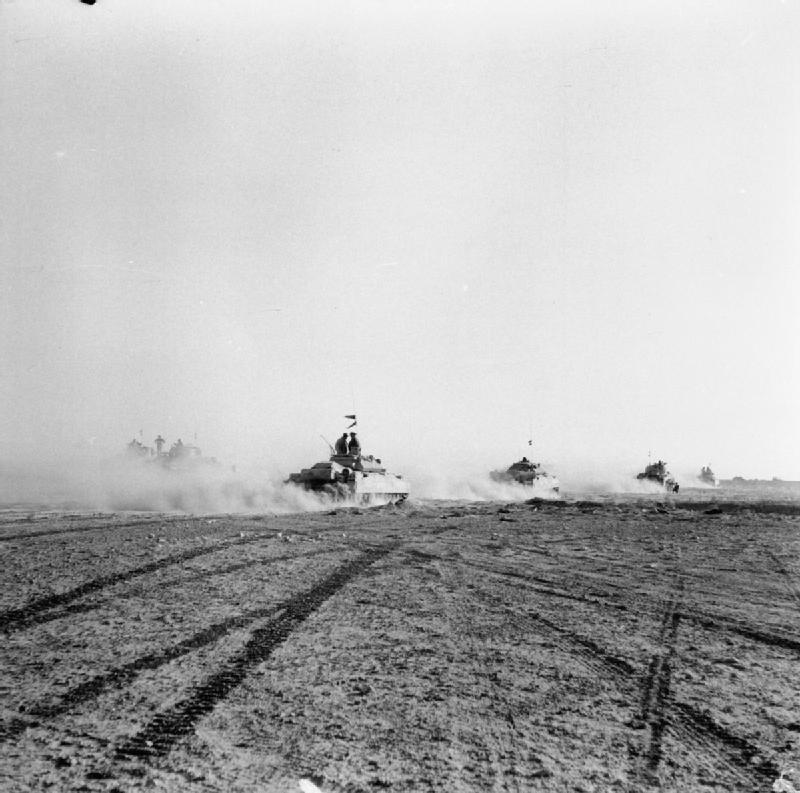 Oct 23-El_Alamein_1942_-_British_tanks