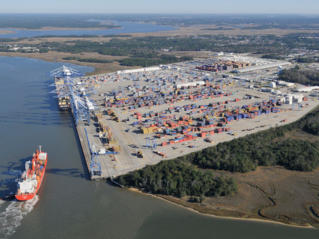 "Charleston's Wando terminal - Possible ""dirty bomb"" on docked ship prompts evacuation of termina"