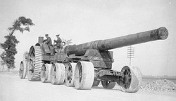 The RMA Howitzer Brigade in France