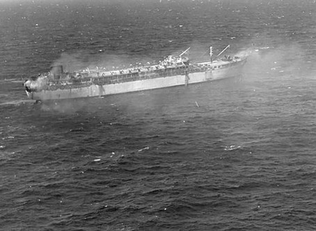 MV Heleanna - 28/08/1971 - At least 24 Souls Lost