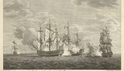 Captain Troy - The Buckingham - Attack on the French
