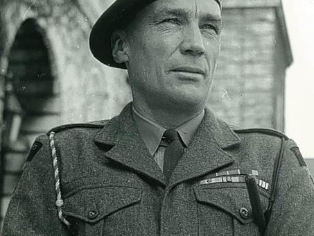Major-General Patrick Kay: Royal Marine who became a pioneer of amphibious warfare