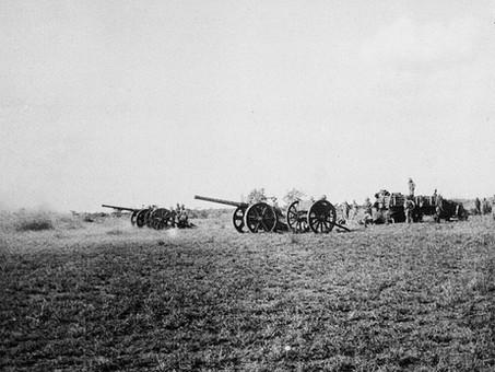 The Battle of Latema Nek