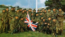 Battle for the Falklands - NP8901 - 01 April 1982