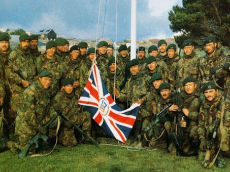 Battle for the Falklands - NP8901 - 01 April 1982