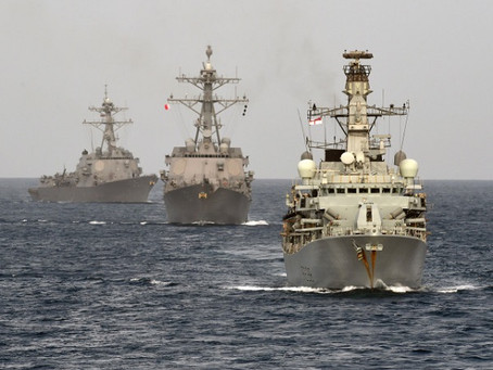 CMF-Combined Maritime Forces-Statement to Industry #marsec #piracy #terrorism