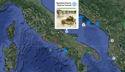 Operation Devon - Raid on Termoli