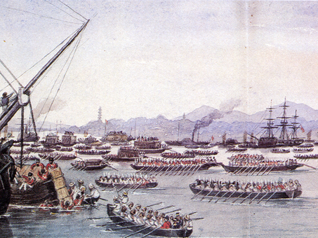 The Second Battle of Canton