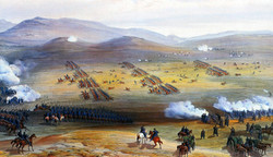 Balaclava - Marine Heights and the Charge of the Heavy and Light Brigade
