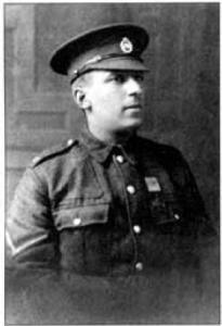 Lance Corporal Parker RMLI VC - Gallipoli