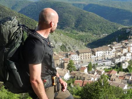 Great Escapes - The Sulmona Trail @MontyHalls #WW2