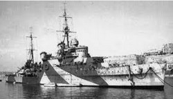 Loss of 90 RM on HMS Gloucester