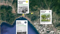Salerno Landings - Operation Avalanche