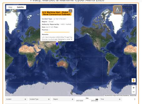 U.S. Maritime Alert -  Global Novel Coronavirus Outbreak