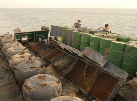 Red Sea Mine Kills 2 Yemen Coast Guard
