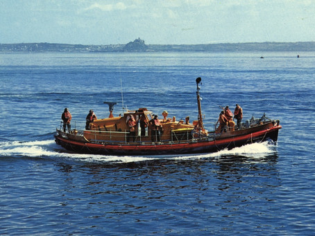 19 December 1981 -  RNLI lifeboat Solomon Browne and Union Star both lost with all hands #maritimehi