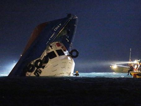 Lamma IV - 1st October 2012 - 39 Souls lost #maritimehistory #OTD