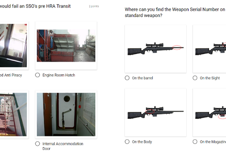 Grab a Coffee & Test Your Knowledge Pre HRA Transit - BMP 4 - HRA Quiz! #marsec #piracy
