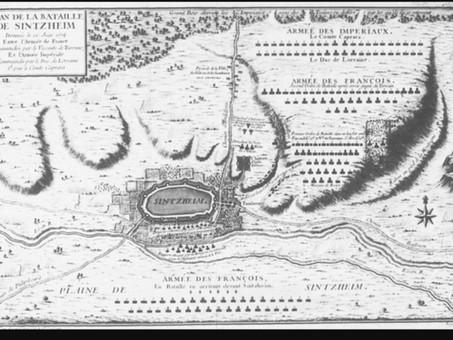 Battle of Sinzheim