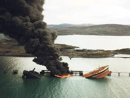 8th January 1979 - Whiddy Island disaster, MT Betelgeuse explosion - 50 Souls Lost #maritimehistory