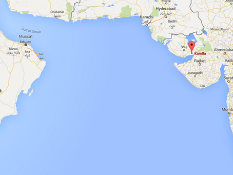 TankerMT Pomer attacked by pirates in India's Kandla anchorage