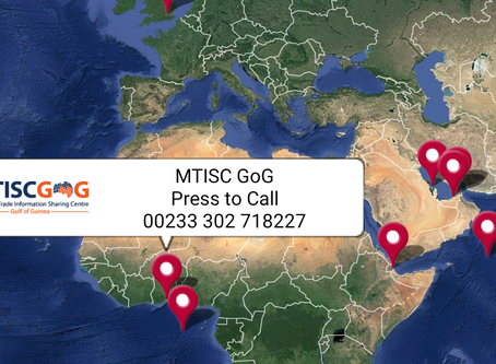 Important Announcement - MTISC-GoG and New FR/UK Reporting Center  Update 15th June 2016