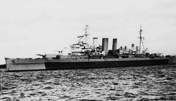 RM Gun Crew Killed Christmas Day 1940 in Surface Action with Admiral Hipper