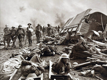 The Battle of Menin Road, 1917 – The third Ypres