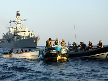 NATO ends anti-piracy mission - Operation Ocean Shield #marsec #piracy @AsketOperations