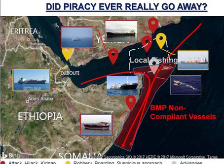 UKMTO MIEVOM - Record of Discussion & Presentations #UKMTO #Piracy #Marsec