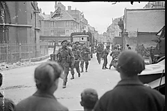 46 Cdo RM - D Day - Capture of Petit Enfer