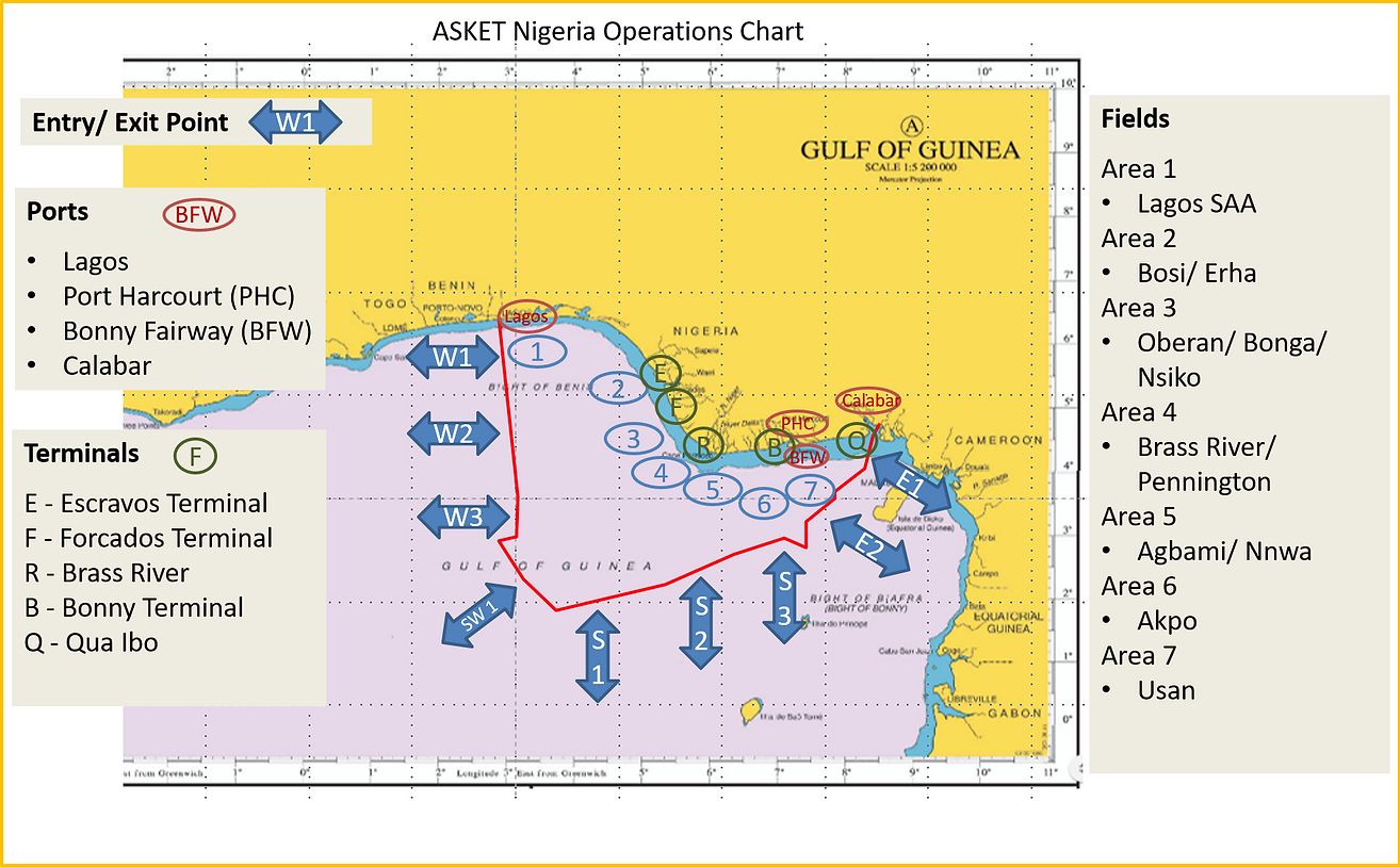 ASKET West Africa Operations Map.png