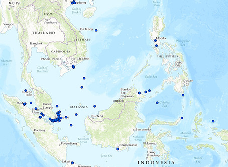 OBP; PIRACY AND ROBBERY AGAINST SHIPS IN SOUTHEAST ASIA: 2015