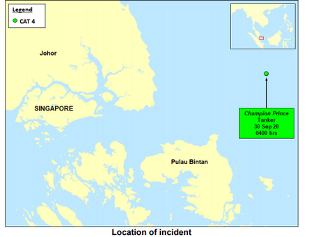 ReCAAP ISC Weekly Report #piracy #marsec @ReCAAPISC