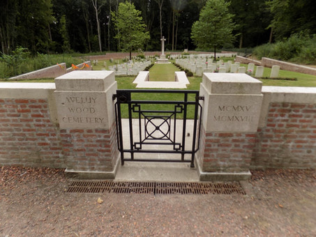 Battle of Aveluy Wood - Royal Marines Light Infantry