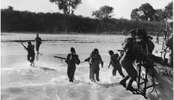 Operation Sankey - Wellington Force - Amphibious Landing by LCP(M)