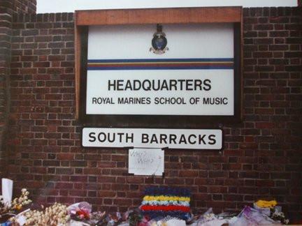 Deal Bombing 22nd September 1989, 11 killed, 21 injured #RoyalMarines