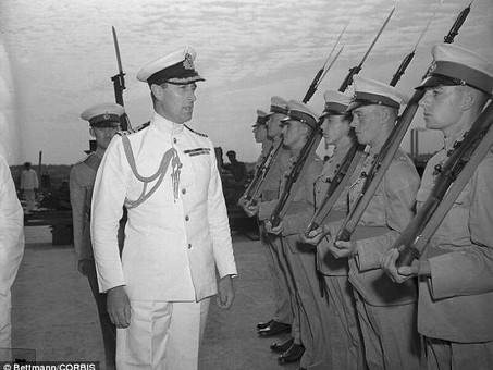 Murder of Lord Mountbatten, Colonel Commandant of the Royal Marines