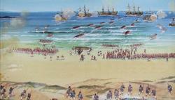 The Battle of Blaauwberg - Cape Town 1806