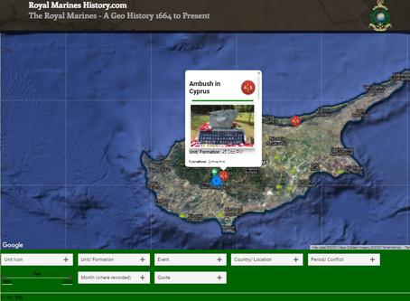 Ambush in Cyprus - Loss of Marine Alasdair MacDOUGALL