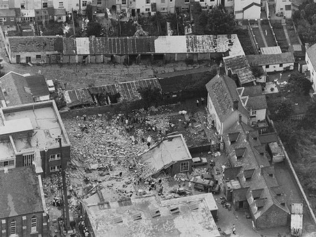 Deal Bombing 22nd September 1989, 11 killed, 21 injured