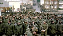 Argentine surrender in the Falklands War - The Surrender Document