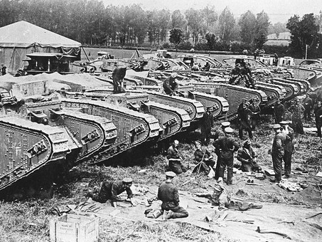 How The Battle Of Cambrai Changed Fighting Tactics On The Western Front